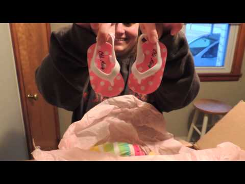 ~ My Little Girl's Reborn Box Opening (silicone vinyl baby) ~