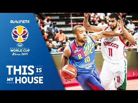 Morocco v Dem.Rep. of Congo - Full Game - FIBA Basketball World Cup 2019 - African Qualifiers