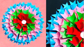Easy wall decor craft idea 2019 / paper art and craft