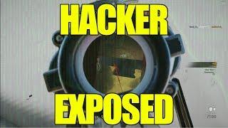 HACKER EXPOSED - Rainbow Six Siege