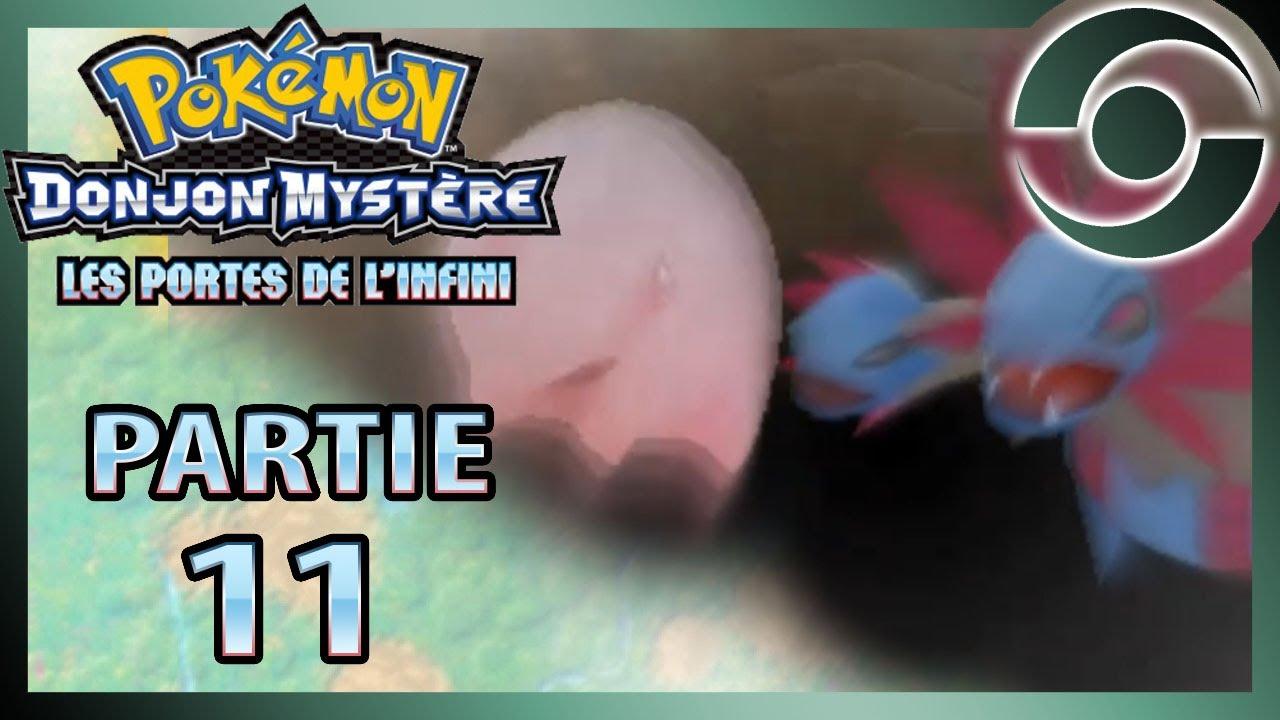 Pok mon donjon myst re 11 les portes de l 39 infini des - Pokemon donjon mystere porte de l infini ...