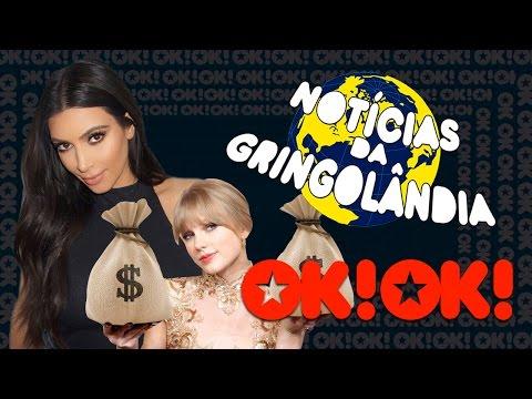 Kim Kardashian no Brasil, o sangue ruim daTaylor Swift, Rihanna + Drake e o esquadrão suicida