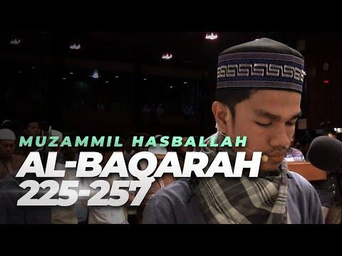 Muzammil Hasballah - AYAT KURSI (Al Baqarah 255 - 257)