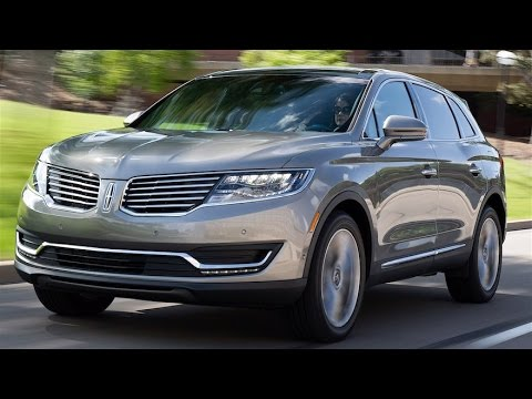 2016 Lincoln MKX Review-REAL WORLD FAMILY TEST