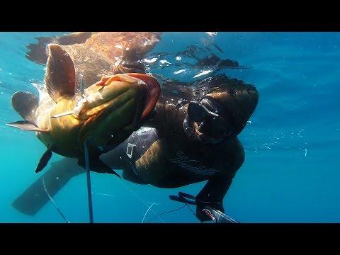 Chasse Sous Marine Algérie 2015 -Alger Go Pro 3+ Black
