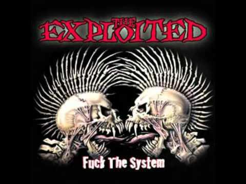 Exploited - Youre A Fucking Bastard