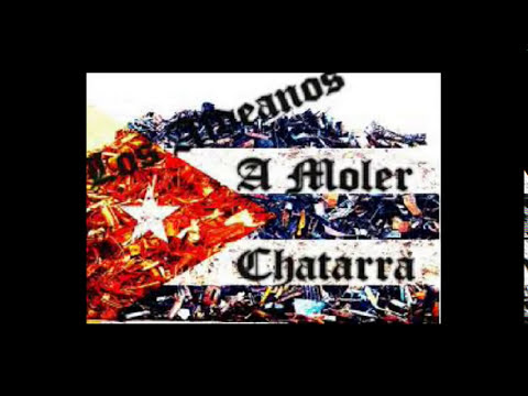 Los Aldeanos - Intro   (A moler Chatarra)