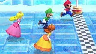 Mario Party 10 - All Skill Minigames