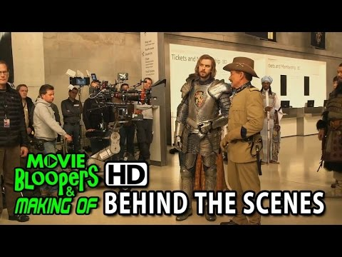 Night at the Museum: Secret of the Tomb (2014) Making of & Behind the Scenes (Part1/3)