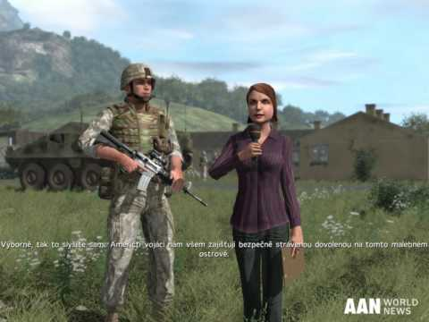 ArmA - Armed Assault - part 1