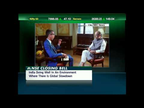 INDIA'S PLACE IN THE GLOBAL ECONOMY- Arun Jaitley