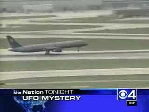 UFO Sighting over O'hare International airport