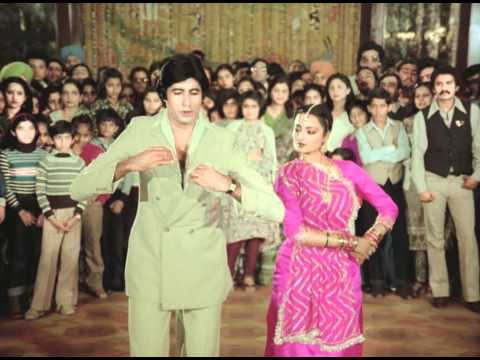 Ladki Hai Ya Shola [full Video Song] (hd) With Lyrics - Silsila video