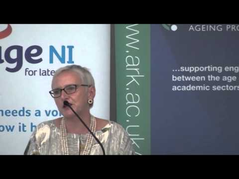 Prof. Marian Barnes - At the Crossroads: Preparing for an Ageing Population