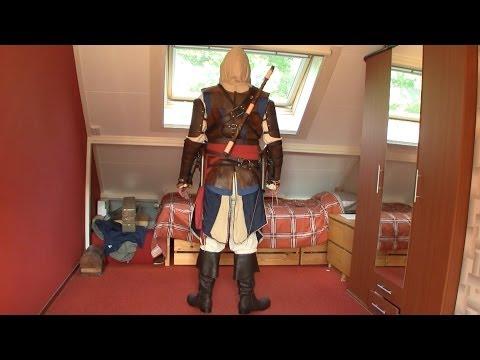 Edward costume (AC4:BF): full costume