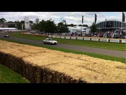 Goodwood Festival of Speed 2011. Обзор Jaguar XJ L 5.0 SC Supersport