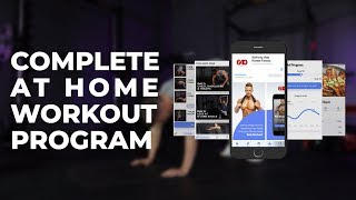 SixForty App - Total Body Home Workout | Rob Riches