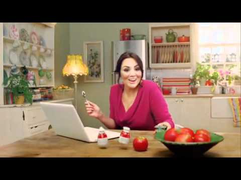 Martine McCutcheon advert