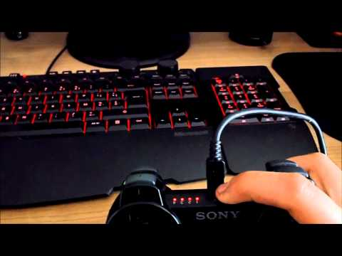 How to use a PS3 controller on your PC