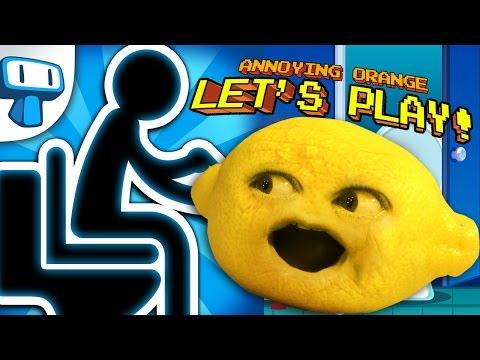 Grandpa Lemon Let's Play TOILET TIME