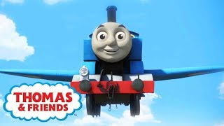 Thomas & Friends UK ⭐Thomas Flies! ⭐Knowing What's Real ⭐Life Lesson ⭐Cartoons for Kids