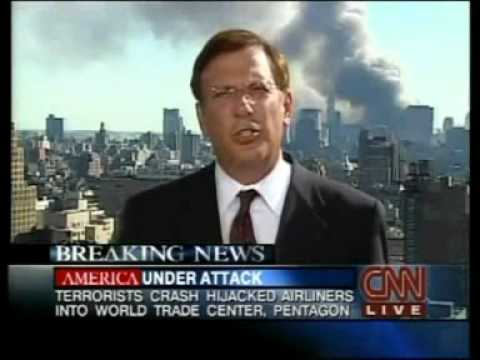 September 11 2001 As It Happened - CNN live 10:11am - 9:00pm