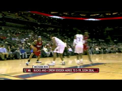 Drew Gooden: The New Buck - NBA-Blog.tk [HD]