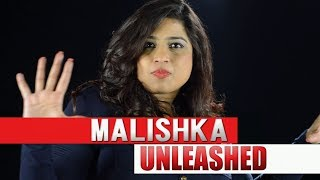 Malishka Unleashed Promo