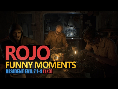 Funny Moments RESIDENT EVIL 7 | 1/3