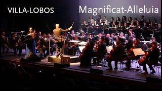 Magnificat-Alelluia • Villa-Lobos • UFRN Symphony Orchestra