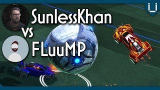 Fluump vs SunlessKhan | $369.69 Rocket League 1v1