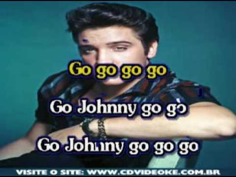 Elvis Presley   Johnny B  Goode