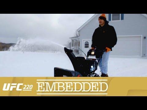 UFC 220 Embedded: Vlog Series - Episode 1