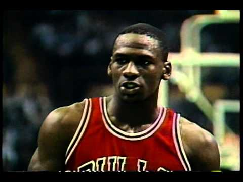 Chicago Bulls vs Boston Celtics 86'' Classic - (Michael Jordan vs Larry Bird Duel)