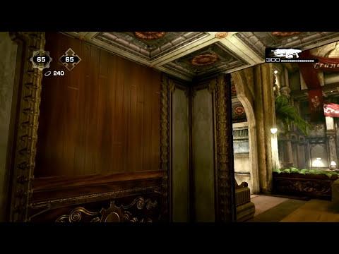 Gears of War 3 | Huevo de Pascua en Hotel