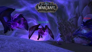 Twilight Highlands - Heart of Azeroth Unlock - Rise of Azshara 8.2