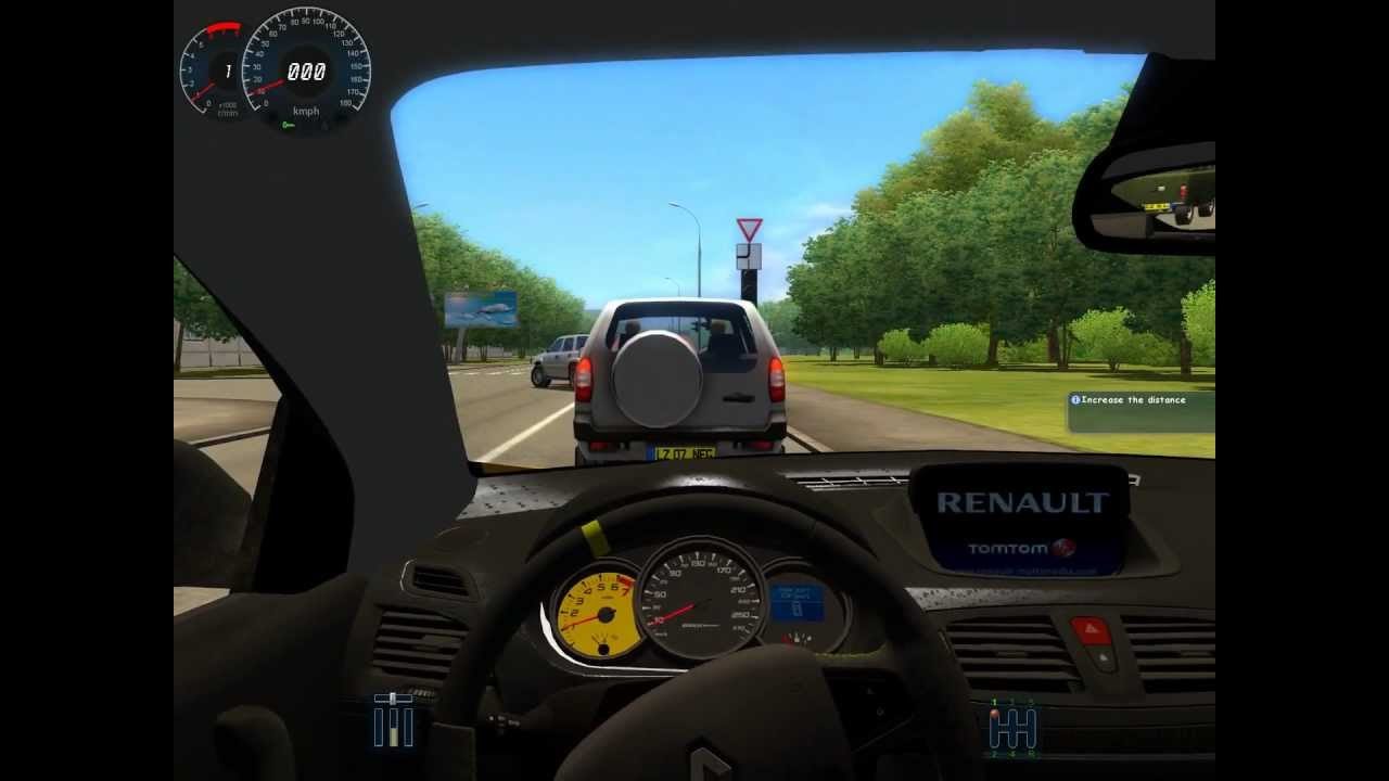 Game City Car Driving