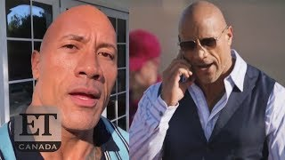 Dwayne Johnson Announces 'Ballers' Is Ending