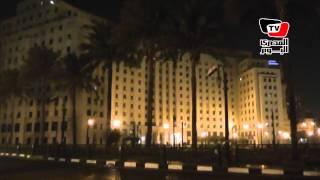 هدوء في ميدان التحرير ليلة العيد
