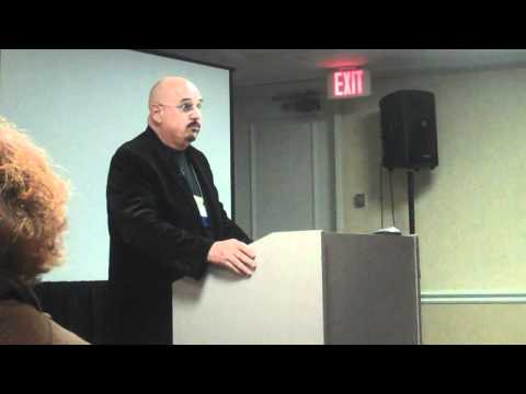 Christian Wilde on Stem Cell at Health Freedom Expo.MP4