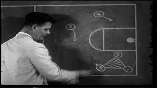 K-State Basketball | Tex Winter - Triangle Offense