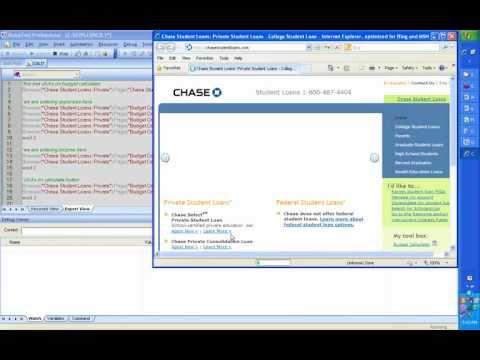 QTP Tutorial 1 Testing QTP Training VB Script QTP Frameworks beginners QTP QTP Testing Automation