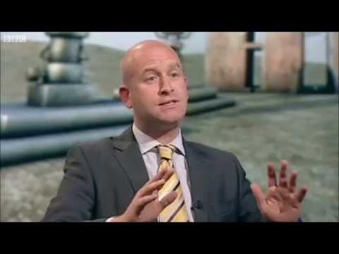 UKIP Paul Nuttall MEP vs Labour Dennis Macshane MP  -  EU in or out debate, BBC May 2012