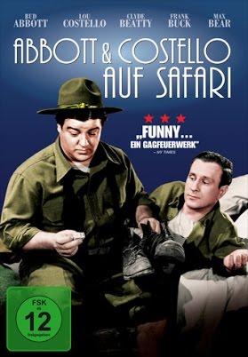 Abbbot und Costello auf Safari