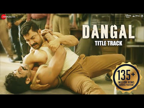 Dangal - Title Track | Dangal | Aamir Khan | Pritam | Amitabh Bhattacharya| Daler Mehndi | HD Video thumbnail