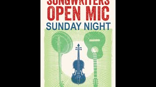 Video EOPresents Songwriter Open Mic