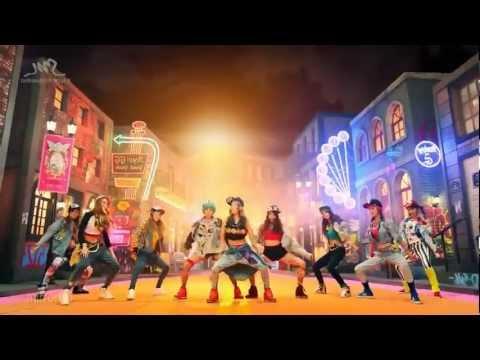 Girls' Generation - I Got A Boy Mirrored Dance Ver. video