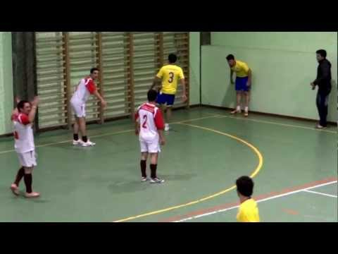 Liga amadora Futsal de Valpaos
