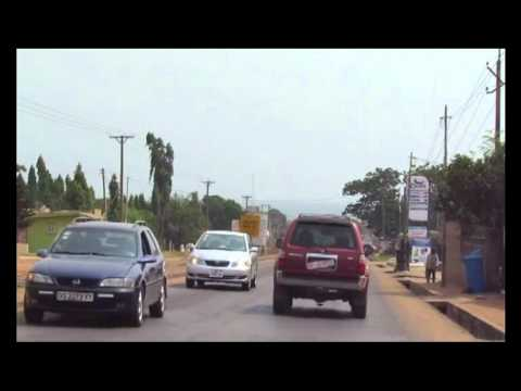 Avoiding Teshie-Nungua Road [HD] - Addogonno/Buade/Teshie (Accra) - December 2011