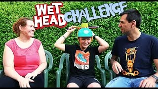 GARE AU SPLASH ! Wet Head Challenge FR | Family Geek